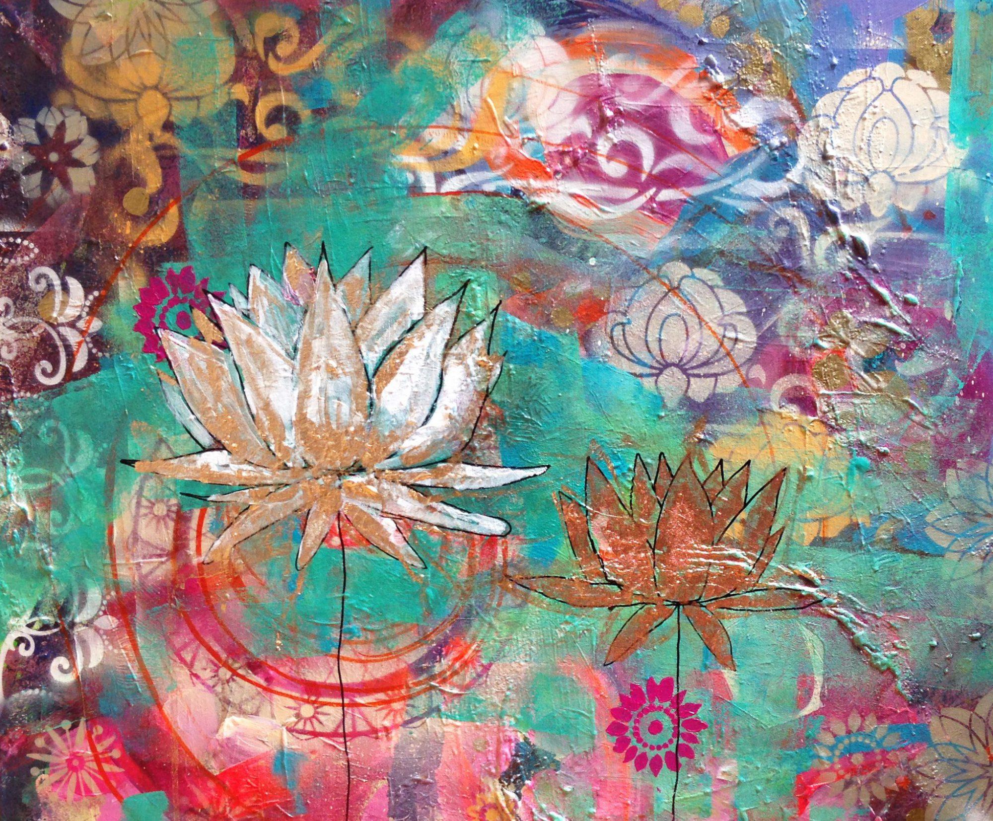Lotus-Kinder
